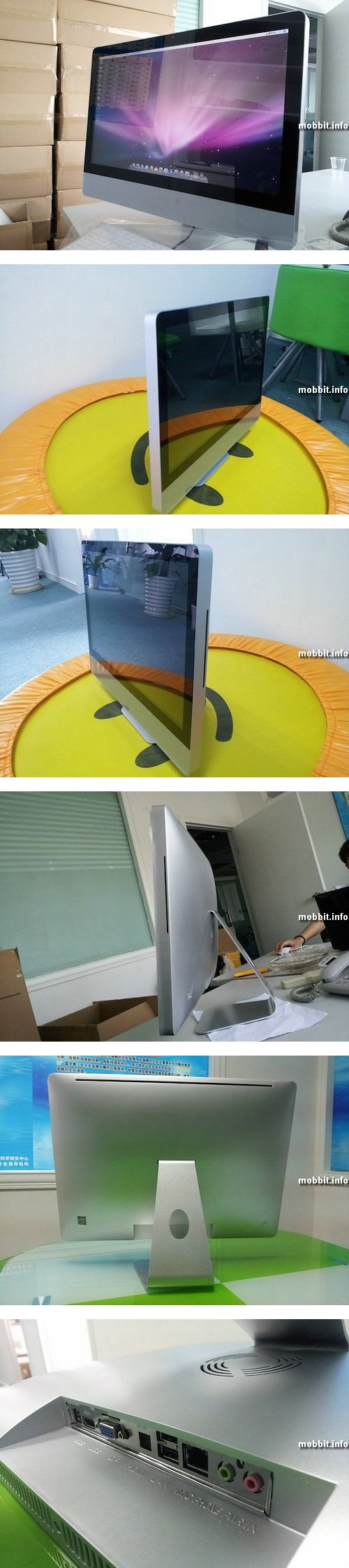 Китайский клон iMac