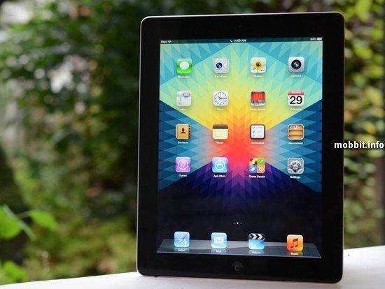Новый iPad – с 128 ГБ памяти
