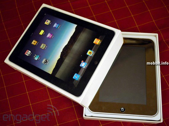 Китайский iPad на Android'е