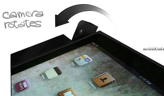 iPad Cam-Case