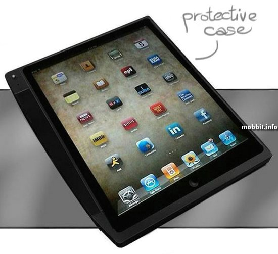 iPad Cam-Case