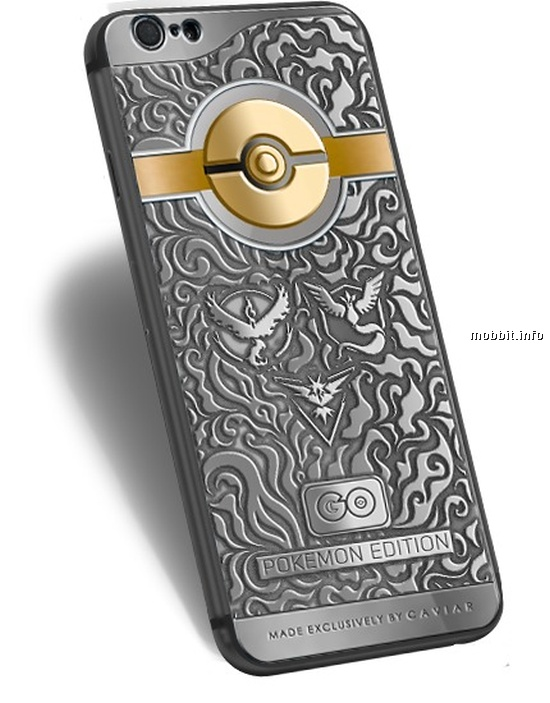 Apple iPhone 6s Pokemon Go Edition