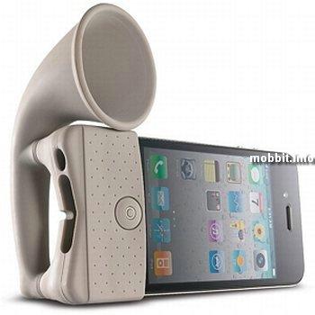усилитель звука для iPhone 4