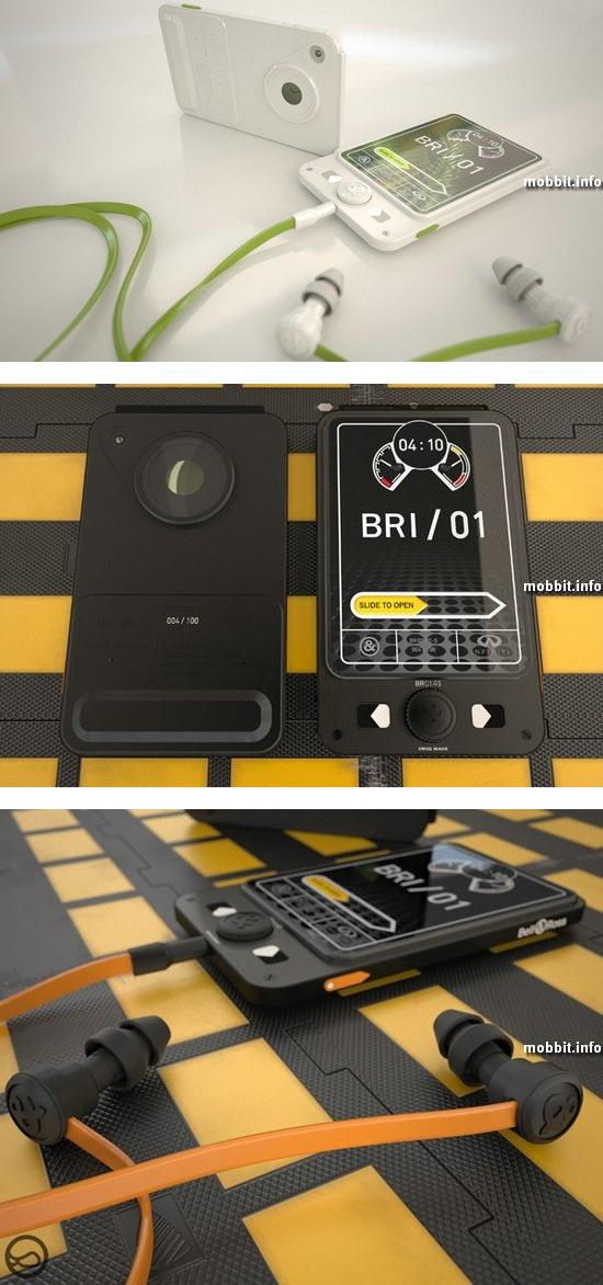 iPhone от Bell & Ross