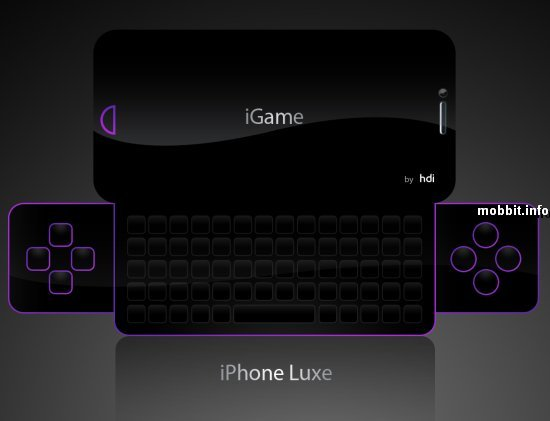 iPhone Luxe Game
