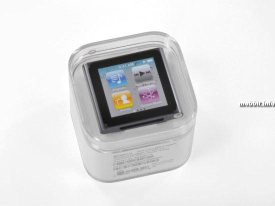 iPod nano 2010 - разборка