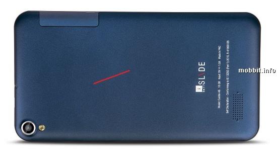 iBall Slide Cuddle 4G