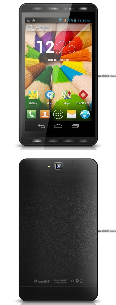 iconBIT NetTAB Pocket 3G Slim