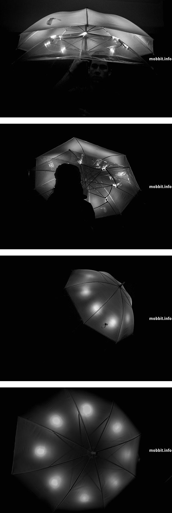 Illuminate Umbrella