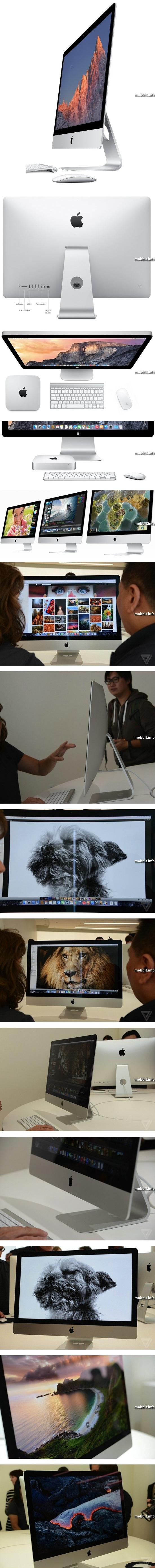 iMac с 5К-дисплеем Retina