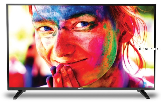 InFocus 40-inch full-HD LED TV