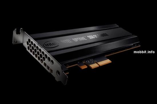 Intel Optane SSD DC 4800X