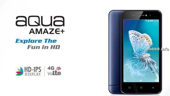 Intex Aqua Amaze+