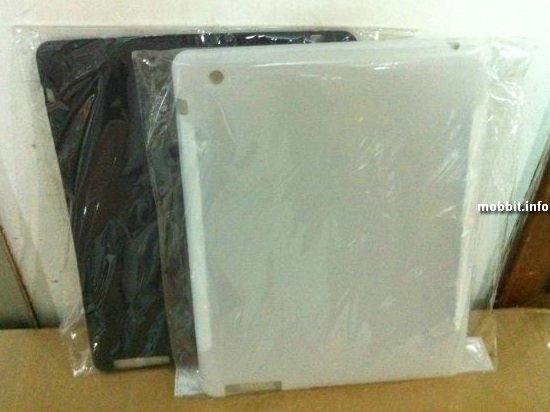 Чехлы для необъявленного iPad 2