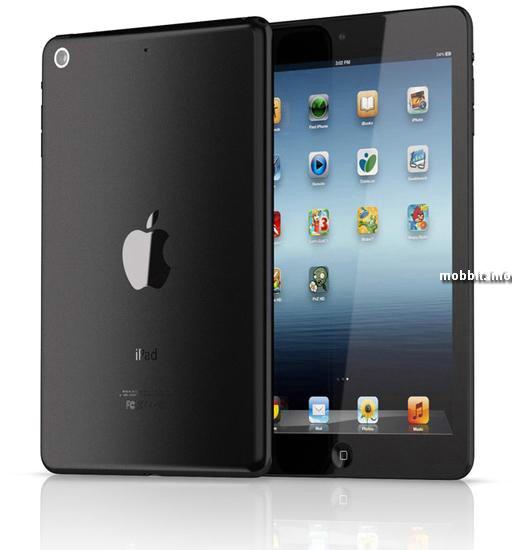 Новые факты о планшетах iPad mini и iPad 4