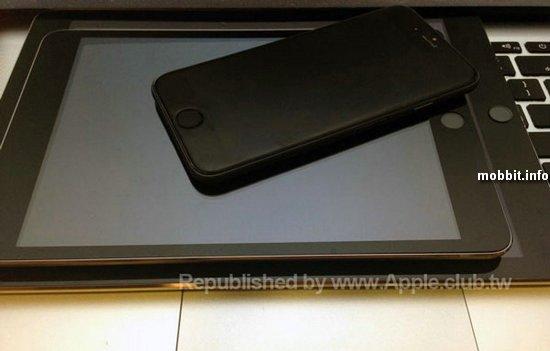 iPhone 6, iPad Air 2 и iPad mini 3 на «живом» фото