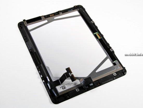iPad снаружи и изнутри