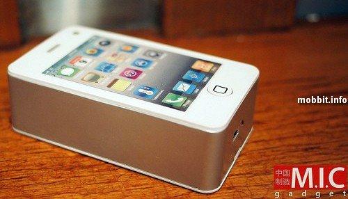 Вентилятор в виде iPhone 4