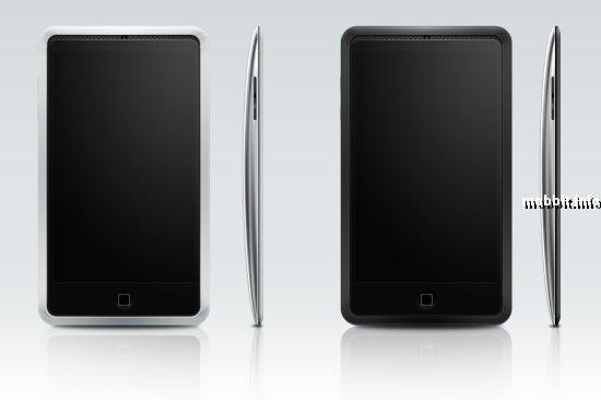 концептуальный iPhone