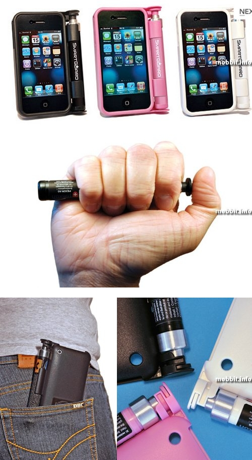SmartGuard Pepper Spray