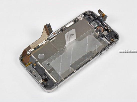 iPhone 4 разобран