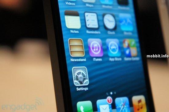 iPhone 5 объявлен официально!