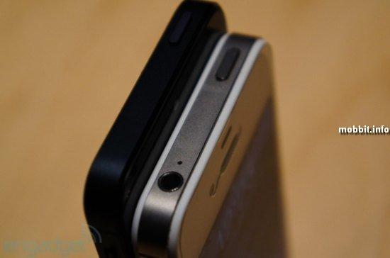 iPhone 5 против iPhone 4S