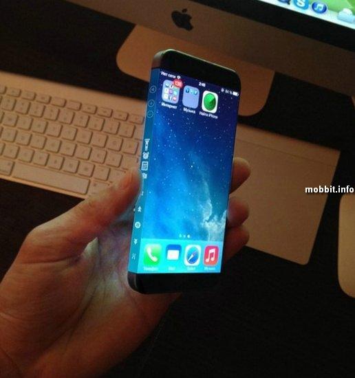 iPhone 6 с трехсторонним дисплеем