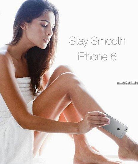 iPhone 6 выщипывает хозяевам волосы