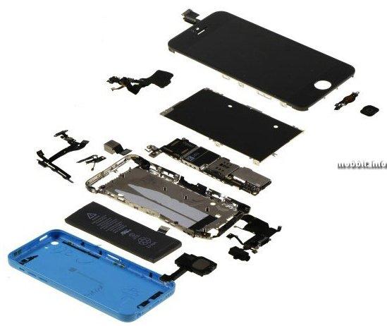 Сколько на самом деле стоят iPhone 5S и iPhone 5С?