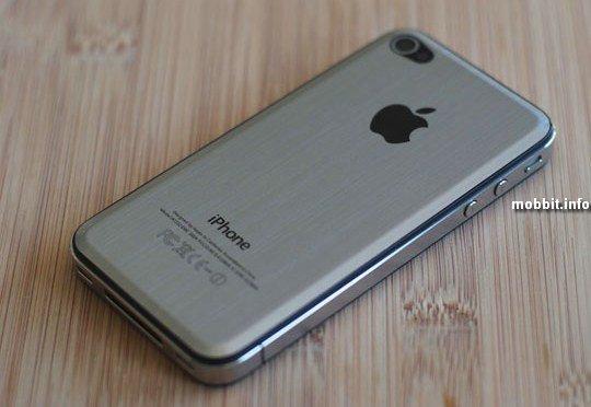 Задняя крышка для iPhone 4