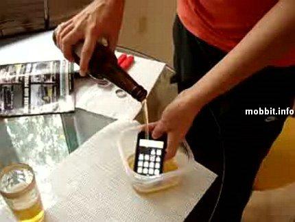 iphone crash tests