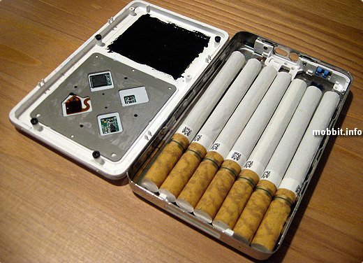 iPod превращается…
