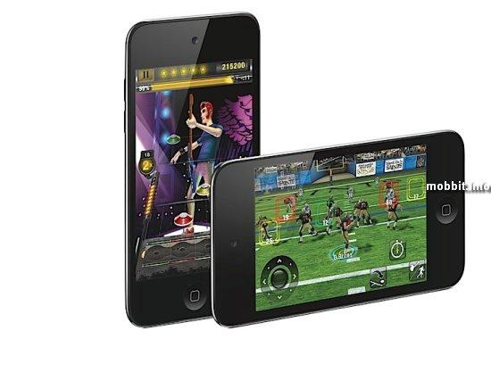 Новый iPod Touch 2010