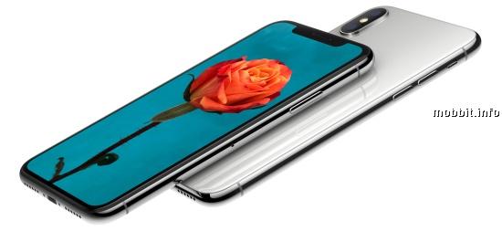 iPhone X DxOMark