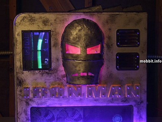 Mark 1 Iron Man PC
