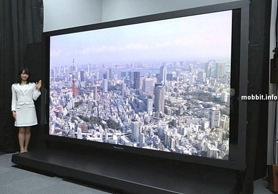 В Японии тестируют телевещание в формате 8K