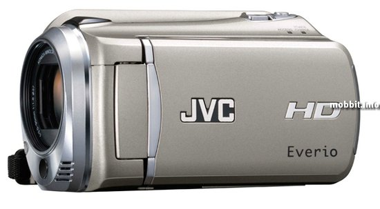 JVC Everio GZ-HD620