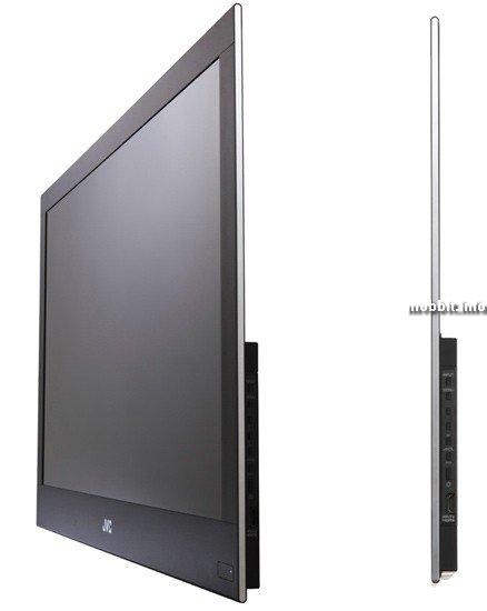 Невероятно тонкий ЖК-телевизор от JVC