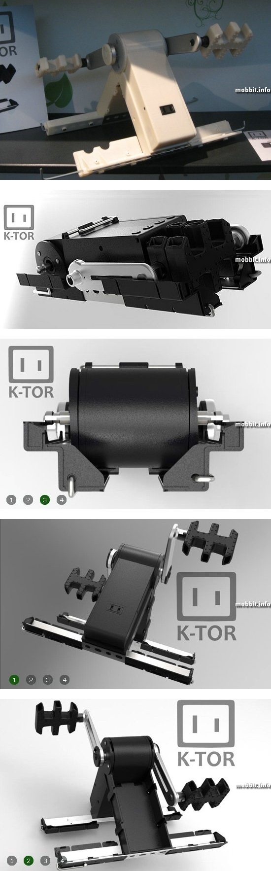 K-TOR Power Box