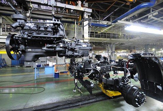 КАМАЗ разрабатывает беспилотный грузовик