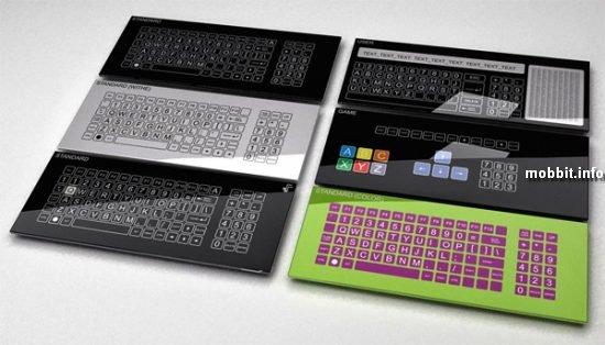 клавиатура ABC