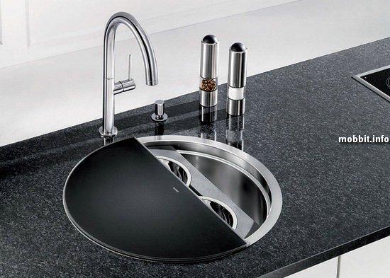Очень простой и удобный концепт для кухонь