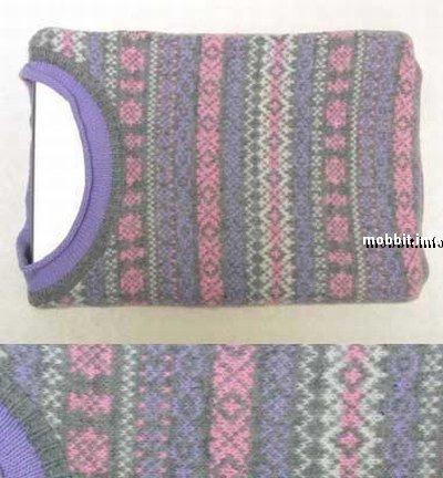 Чехлы-свитера для ноутбуков