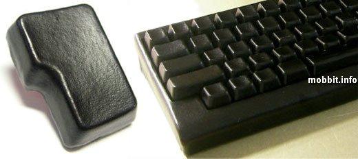 Кожаная клавиатура