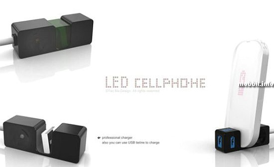 led-cellphone