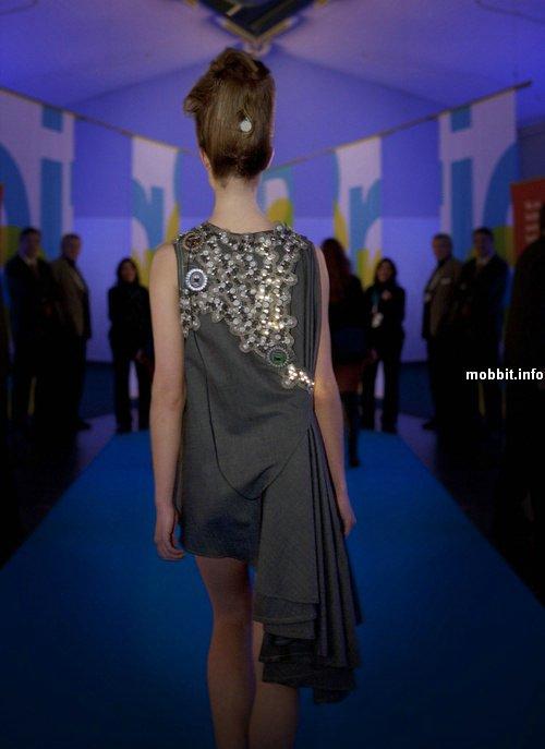 Светящееся платье от Diffus