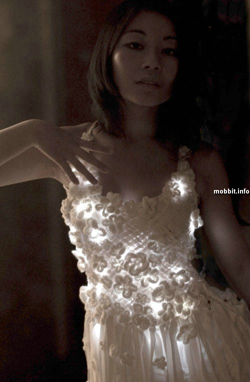 LED-dresses
