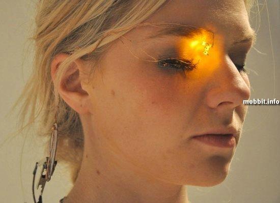 LED-тени для глаз