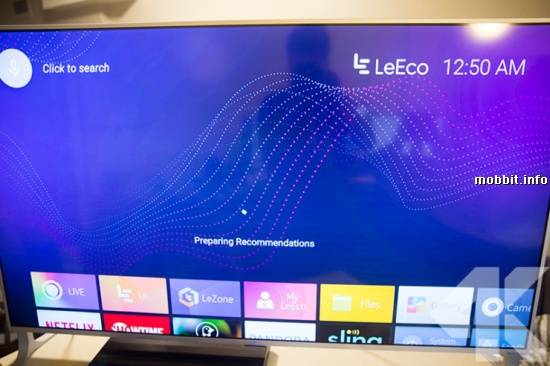 LeEco Super 4 Series Smart TV